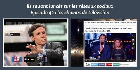 [Ils se sont lancés sur les réseaux sociaux] Les chaînes de télévision -> Social TV | Digital Experiences by David Labouré | Scoop.it