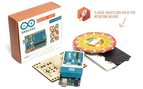 Arduino Basic Kit. 123D Circuits | IT y Gadgets | Scoop.it