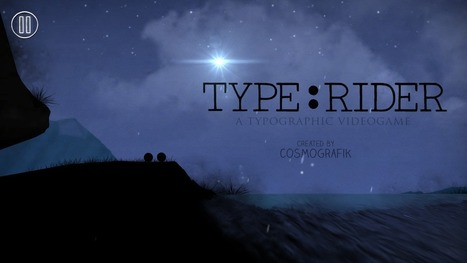 This Gorgeous Game Teaches You The History Of Typography (VIDEO) | typo | Scoop.it