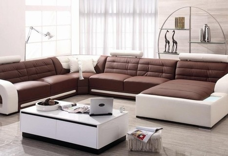 Why is a Leather Sectional Sofa the Right Choice | Furniture | Scoop.it