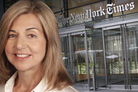 """L'auto-satisfaction"" du New York Times (selon sa médiatrice) | DocPresseESJ | Scoop.it"
