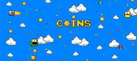 Buy PixelCoins - iOS Full Games | Chupamobile.com | ios source code | Scoop.it