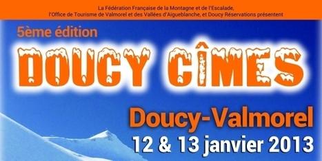 FFME - Ski Alpinisme - Doucy'cimes 2013   ski de randonnée-alpinisme-escalade   Scoop.it