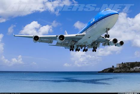 Photos: Boeing 747-406 Aircraft Pictures | Airliners.net | St Maarten | Scoop.it