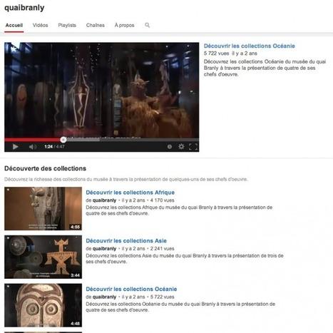 Ils se sont lancés sur les réseaux sociaux. Episode 31, les musées. | Le numérique pour la conservation du patrimoine | Scoop.it