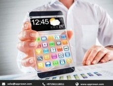 Importance of mobile app development for business growth! | App Roxen | approxen - LLC | Scoop.it