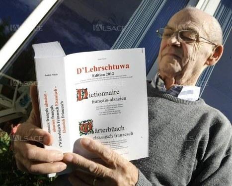 Un dictionnaire bilingue très « vollschtandig » | Alsace Actu | Scoop.it