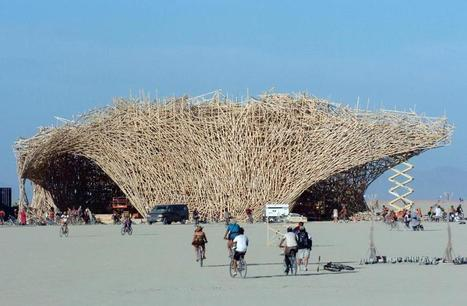 BAMBOO architecture for dystopian times – Architecture Lab | The Architecture of the City | Scoop.it