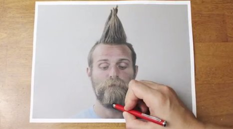WATCH: This Is The Craziest Haircut Video We've Ever Seen | Strange days indeed... | Scoop.it