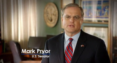 Pryor Defends Gun Vote, Goes After Bloomberg In New Ad (VIDEO) | Upsetment | Scoop.it
