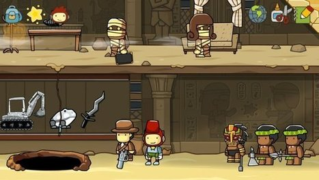 Scribblenauts Unlimited on sale for $8.99 at Amazon - Polygon   Azon Elite Insiders   Scoop.it