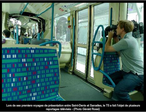 Le tram T5 annonce pour samedi une inauguration en fanfare | Transport | Scoop.it