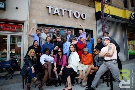 Employees Get Company Logo Tattoo in Exchange for Raise | Strange days indeed... | Scoop.it