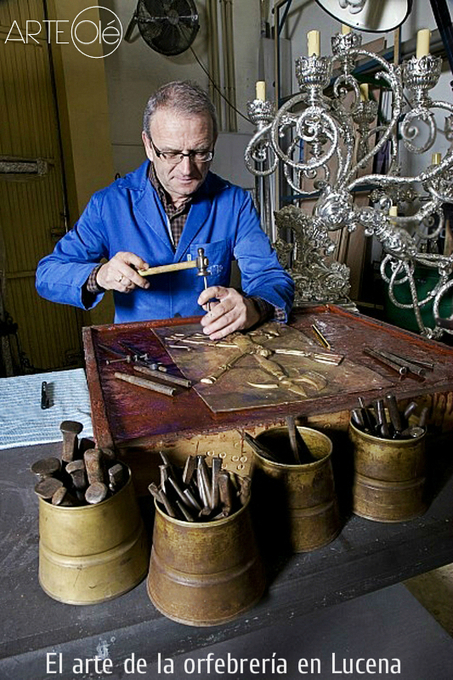 The art of goldsmithing in Lucena | ArteOle, Art and culture of Andalusia | Jewellery - news, stories | Scoop.it