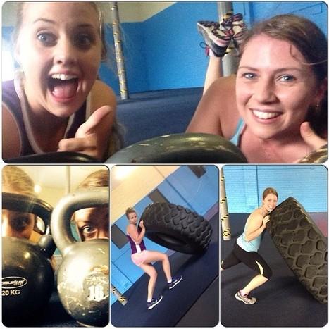 Meet Laura: Personal Trainer   Quest 2&3: Meet my fellow OH&S friends   Scoop.it