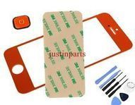 Orange iPhone 5 Outer Screen Glass Lens /Digitizer Cover+Home Button+Tape+Tools | Samsung LCD & Digitizer | Scoop.it