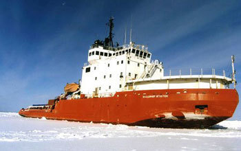 National Science Foundation Signs Agreement to Use Russian Icebreaker for Critical Antarctic Resupply and Refueling Mission   Inuit Nunangat Stories   Scoop.it