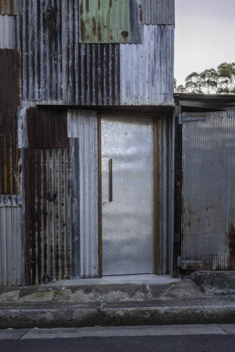 Tin shed architecture in Redfern | What Surrounds You | Scoop.it