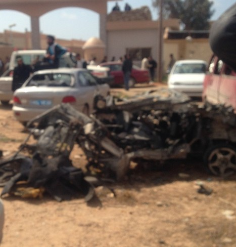 Explosion at military training facility leaves 11 dead | Libya Herald | Research Capacity-Building in Africa | Scoop.it