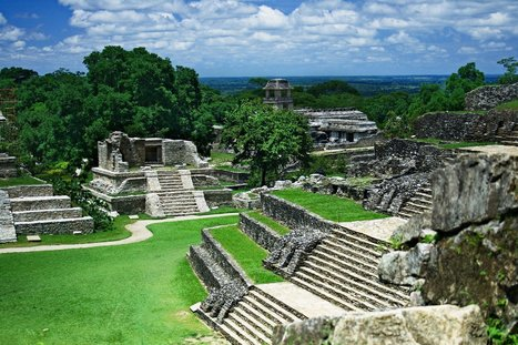 Sustainable Civilizations: What if the Mayans and Romans Had ... | Ancient World | Scoop.it