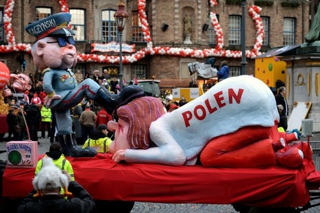A silly dispute over a carnival float shows how bad Germany's relationship with Poland has become | AP Human Geography Digital Knowledge Source | Scoop.it