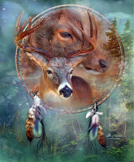 Birth Totem - Deer   The New Light™   Scoop.it