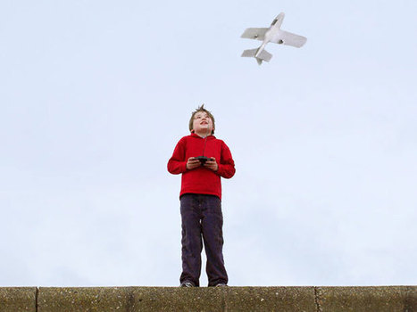 That Toy Is Now a Drone, Says the FAA - IEEE Spectrum | Heron | Scoop.it