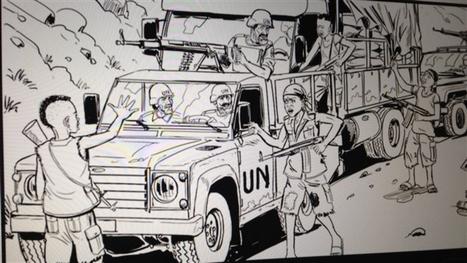 Un serious game pour interagir avec les enfants soldats en Somalie | SeriousGame.be | Scoop.it