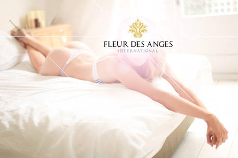 Escort Girl in Brussels | Fleur Des Anges | Scoop.it