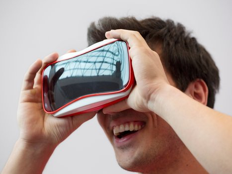 Apple has started selling a virtual-reality headset based on Google cardboard specs   Gadgets I lust for   Scoop.it