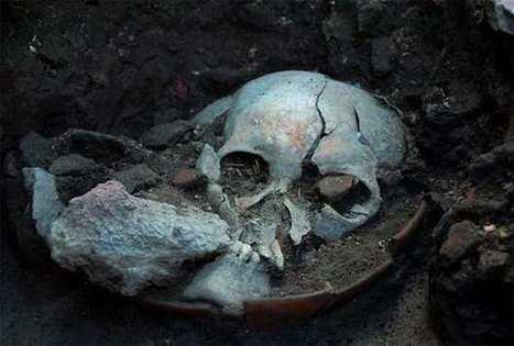Hallan ofrenda prehispánica de hace 500 años en Tlatelolco - Octavo Día | Arqueología | Scoop.it