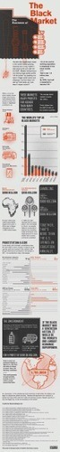 Visualizing the World's $1 Trillion Black Market - National Geographic | Alcohol and Other Drug Infographics | Scoop.it