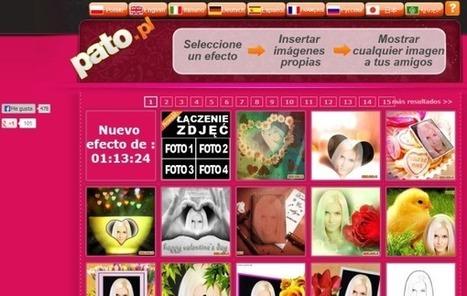 Pato, efectes creatius per crear fotomuntatges | Recull diari | Scoop.it