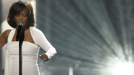Latino Stars Mourn Whitney Houston - Fox News | mexicanismos | Scoop.it