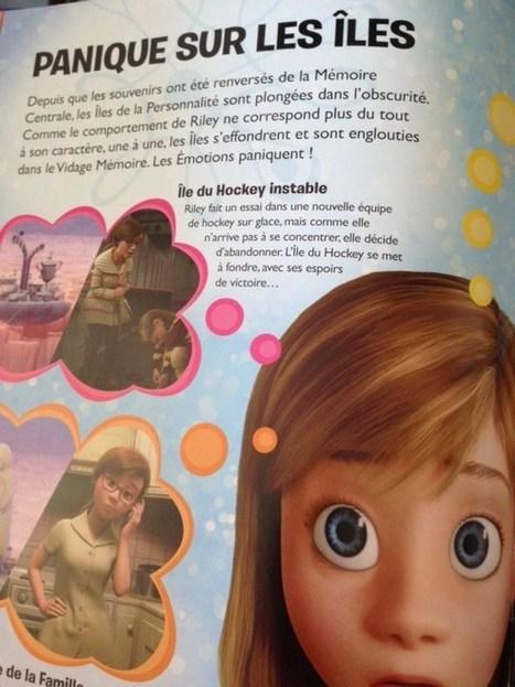 Vice-versa : un excellent support pour expliquer les émotions aux enfants ? | Développement personnel | Scoop.it