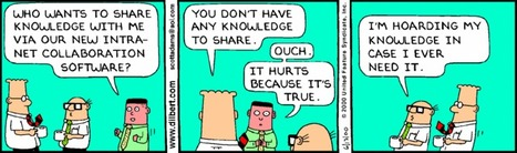 The Knowledge Sharing Paradox – Ownership or Thought Leadership?   mediated learning & digital media for professionals   Scoop.it