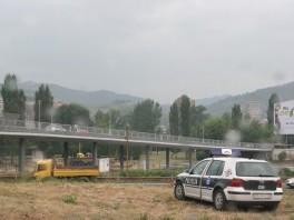 Zenička policija dežurala pored autoputa kojim su prošli navijači Maribora | Zenica News | Scoop.it