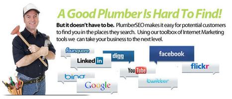 Plumbing Internet Marketing PLAN – How to market your plumbing business online | Internet Technologies | Scoop.it