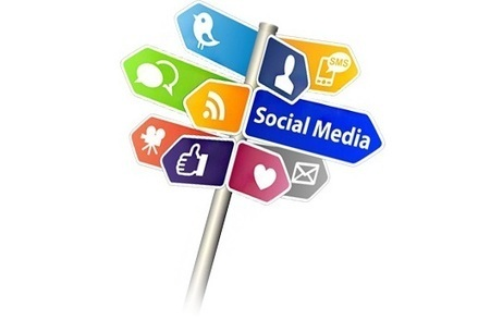 10 Things You Most Likely Didn't Know About Social Media | Online communications | Scoop.it