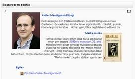 Ireki: Literatura ikasgelan proiektua | Euskara eta literatura | Scoop.it