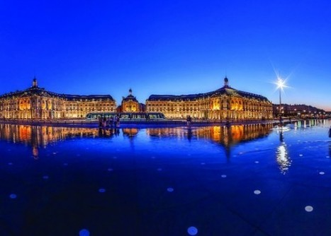 Explore Bordeaux: The Port of the Moon, Reborn - FranceToday.com | Traveling in Bordeaux Wine Country | Scoop.it