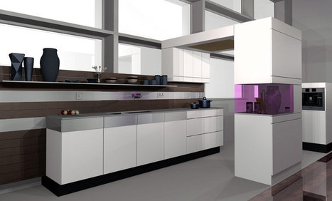 Get Colourful Kitchen with the Modular Kitchen Chennai Designers   OffshoreMedicalCoding   Scoop.it