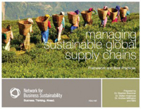 New research looks at better ways to develop sustainable global supply chains   Sustainable Supply Chains   Scoop.it
