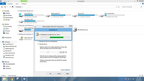 How to use your SDcard or USB drive as RAM in Windows [Tips & tricks] | Tweaks | Scoop.it