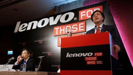 Lenovo progresse dans un marché des PC déprimé   Actus Lenovo France   Scoop.it