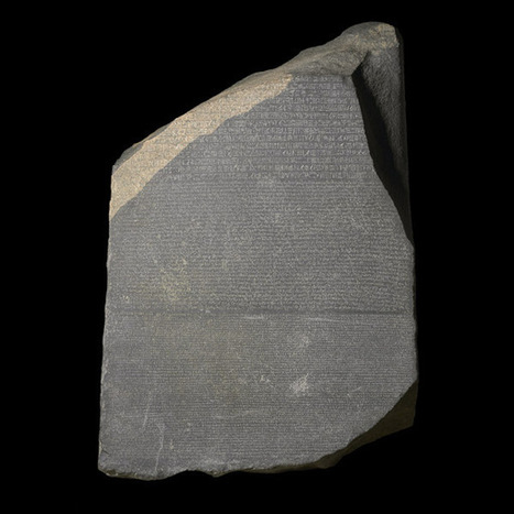 Language 'time machine' a Rosetta stone for lost tongues | A Global Identity | Scoop.it