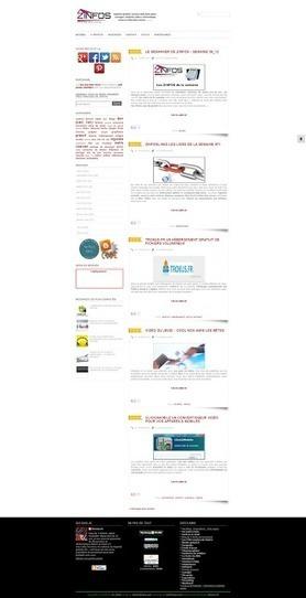 Zinfos: Abduction pour Firefox-des captures d'écran complètes ou partiels d'une page web | Geeks | Scoop.it