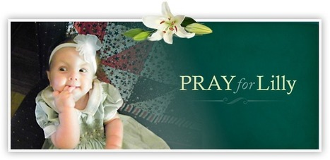 Pray For Lilly: It's Trisomy Awareness Month (2014) | Trisomy 18 | Scoop.it