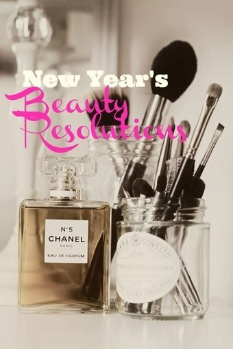 New Year Beauty Resolutions | Bridal Hair and Beauty | Scoop.it