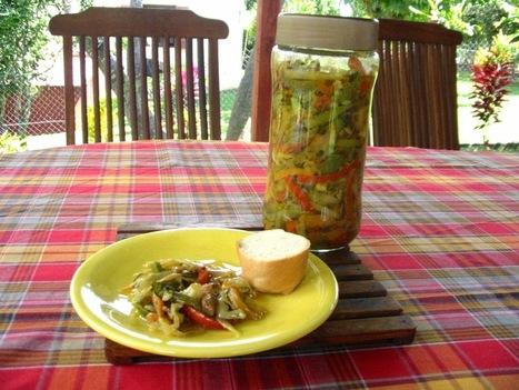 Recette de conserves d'achards aux légumes de saison, à l'ancienne | recettes de cuisine de campagne | Scoop.it